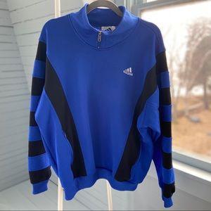 VINTAGE Adidas pullover sweater